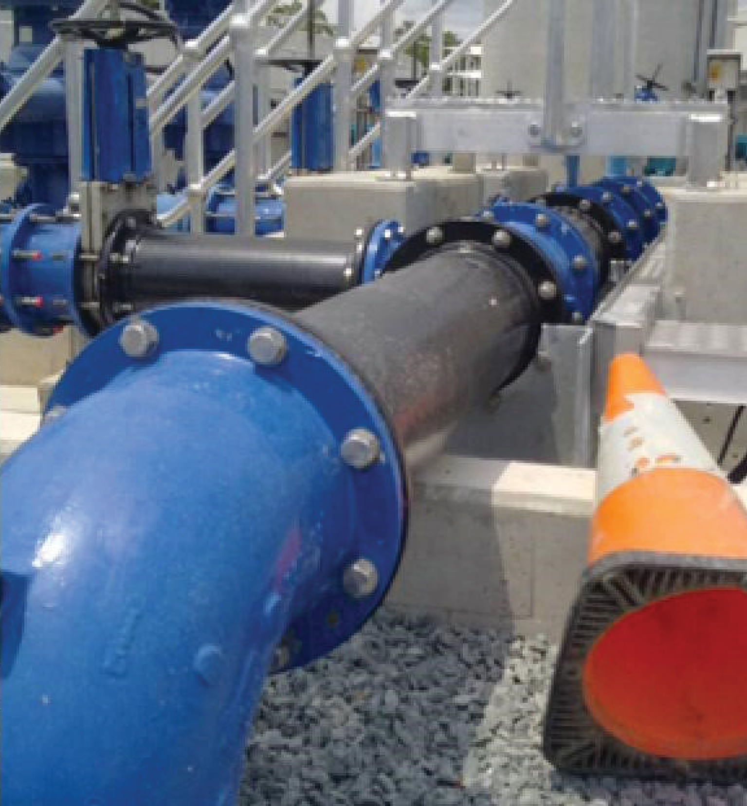 Water Solutions Pvc Pipes Valves Hdpe Viadux For Electrical Wiring Metal And Pe Compare Evaluate Tarago Reconnection Project
