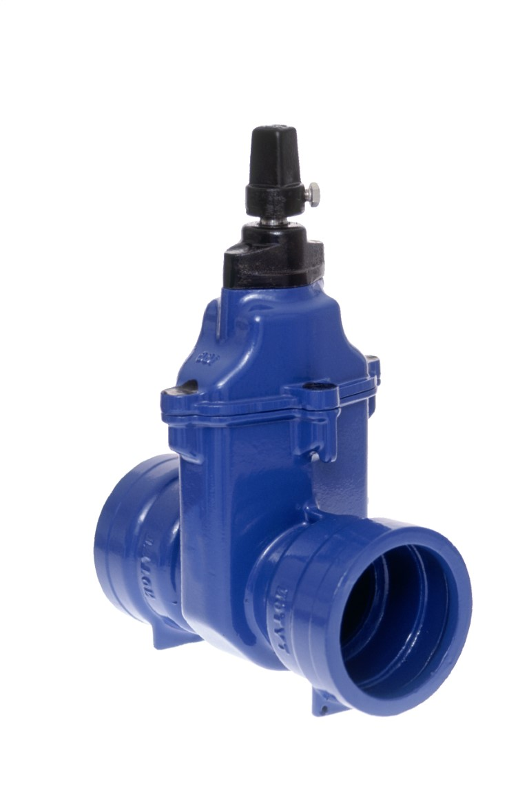 FIGURE 400 - Metal Seated Gate Valve