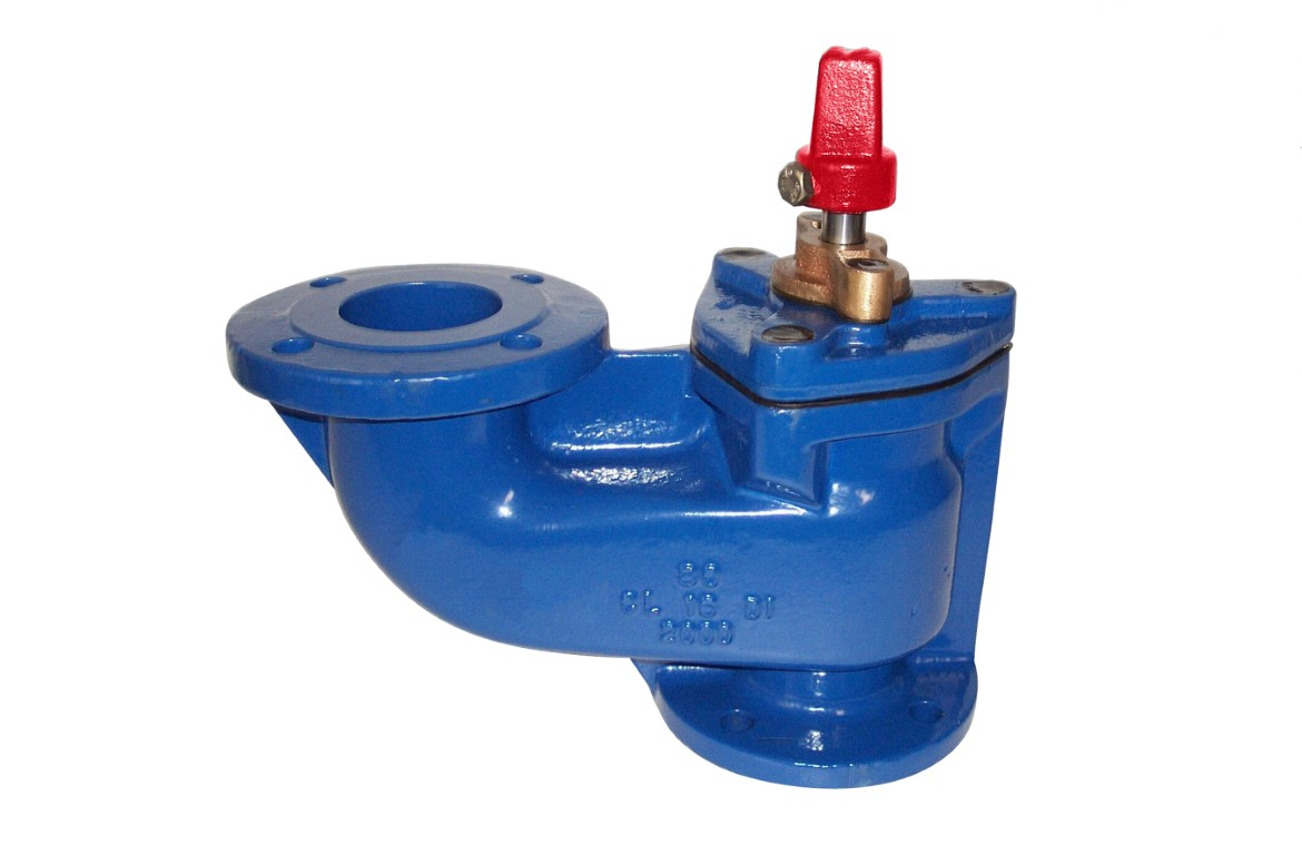 Isolating Air Valve-Hydrant Valve