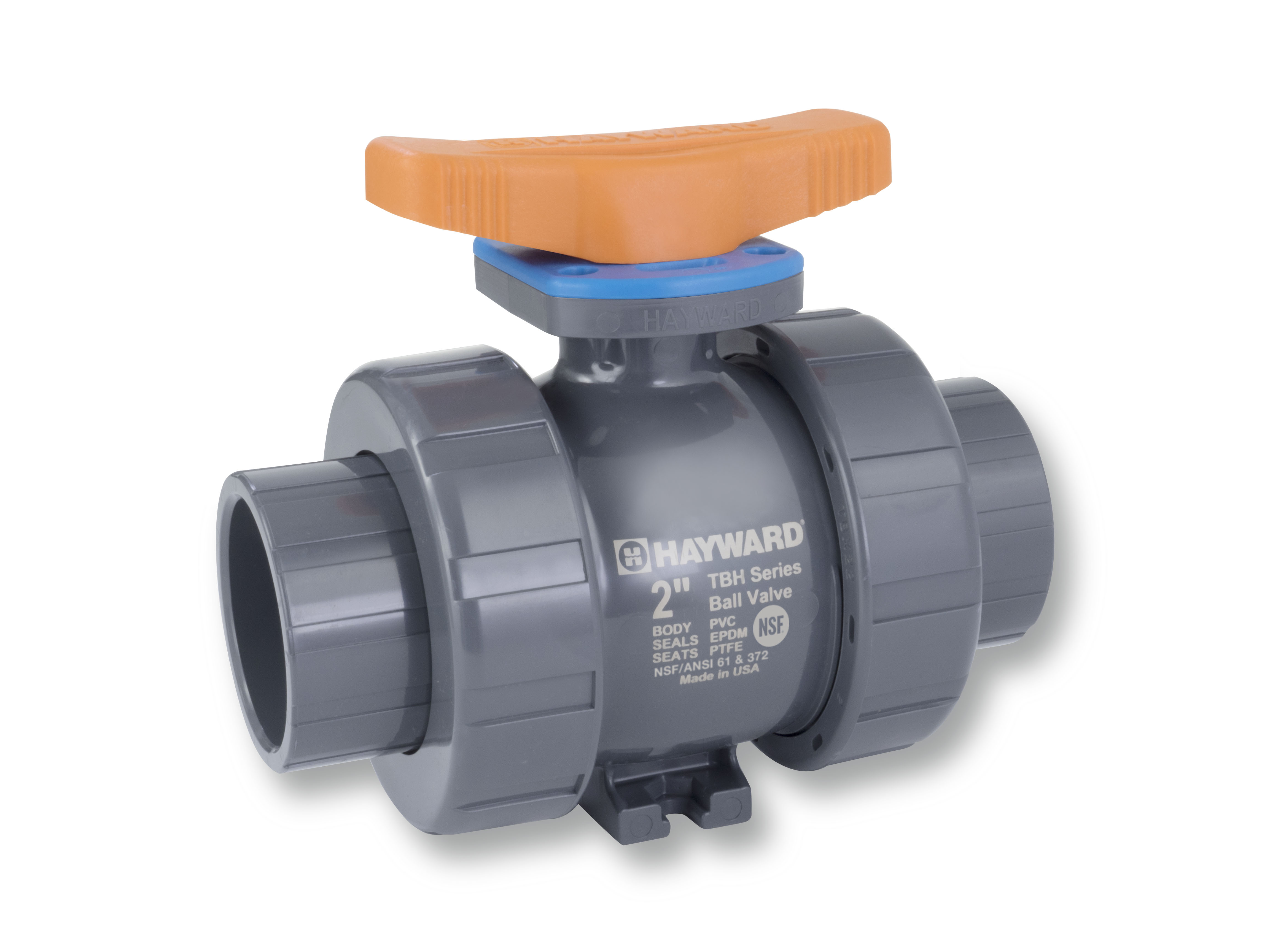 Hayward Thermoplastic Floating Ball Valves