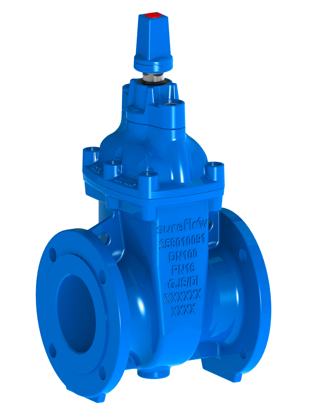 SUREFLOW Metal Seated Gate Valves