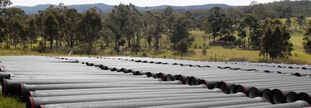 Bega Valley Pipeline