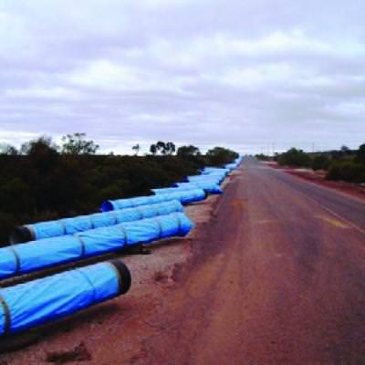 VIADUX Water Network Solutions Eyre Peninsula Pipeline Project
