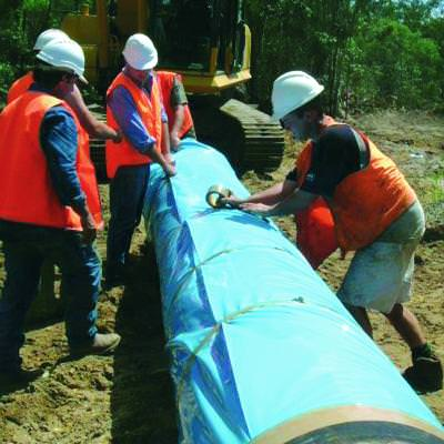 VIADUX Water Network Solutions Goldenfields Pipeline Replacement