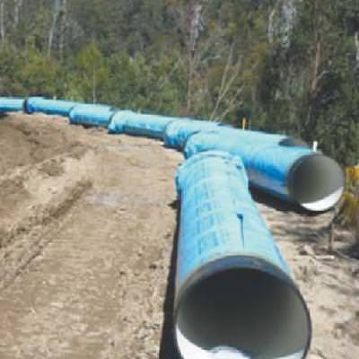 VIADUX Water Network Solutions Winneleah Irrigation Pipeline