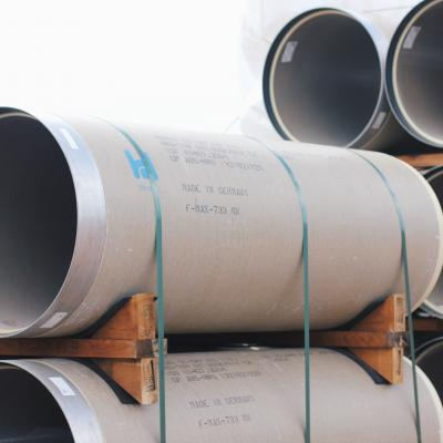 VIADUX Water Network Solutions Rothwell West Branch Sewer Pipes